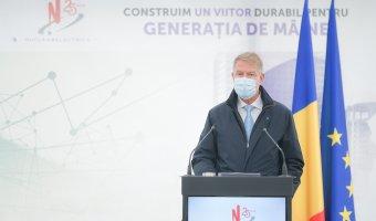 Iohannis szerint szinte lehetetlen és hiábavaló az előre hozott választások kiírása