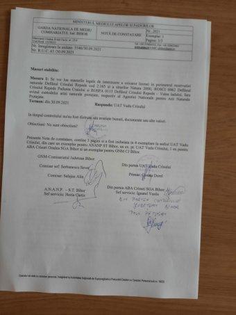 Ügyészségi vizsgálat indul a Révi-szorosban végrehajtott munkálatok miatt