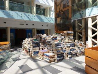 Új székhelye lesz a szatmári könyvtárnak: jól felszerelt, modern térben várják majd az olvasni vágyókat