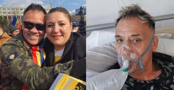 Oltakozásra buzdít és az orvosokat áldja az oxigénellátásra szorult zilahi vírustagadó
