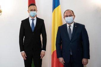 Konstancai kórháztűz: felajánlotta Magyarország segítségét Szijjártó Péter külügyminiszter