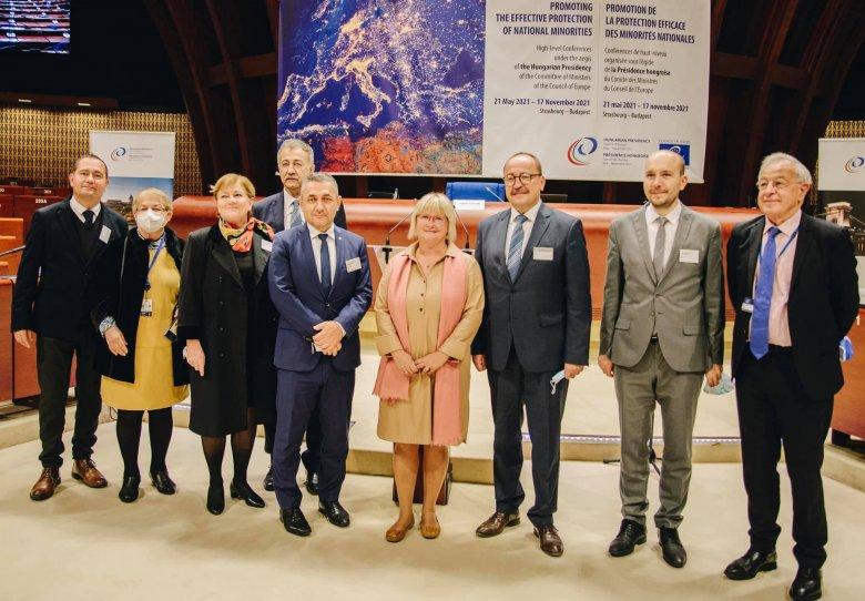 Magyar politikusok álltak ki a nemzeti kisebbségek megvédelmezéséért az Európa Tanácsban