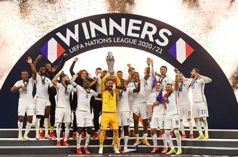 A döntőben is fordított, Franciaország nyerte a Nemzetek Ligáját