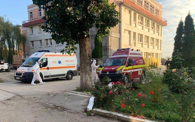 Több beteg meghalt, miután leállt a Târgu Cărbuneşti-i kórház oxigénellátó rendszere