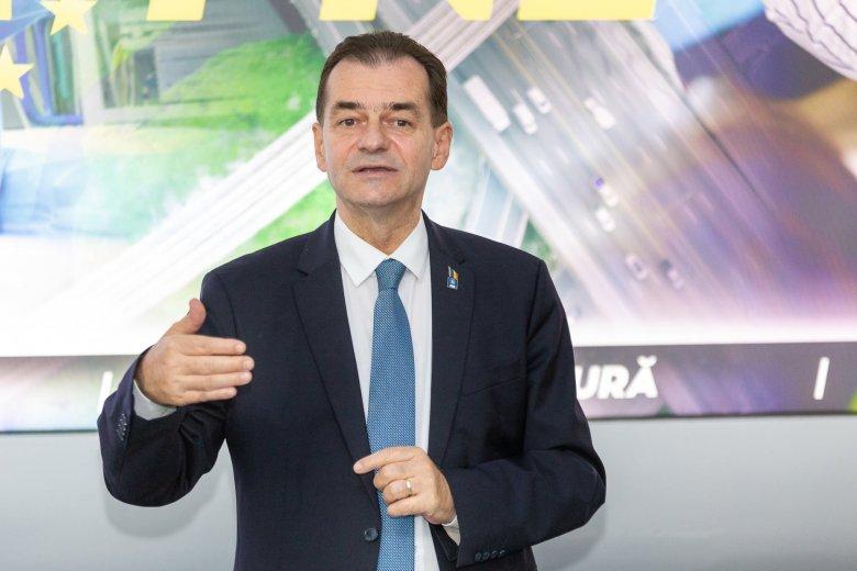 A PNL és Iohannis bírálata közepette lemondott Ludovic Orban a házelnöki posztról