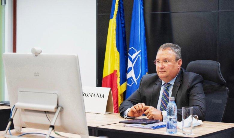 Ciucă eredménytelen próbálkozása: az USR csak a koalíció helyreállítását támogatja, egy kisebbségi kormányt nem