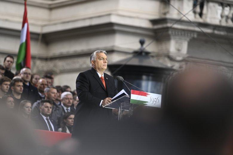 Orbán Viktor: minden magyarra számítunk, akinek számít Magyarország jövője