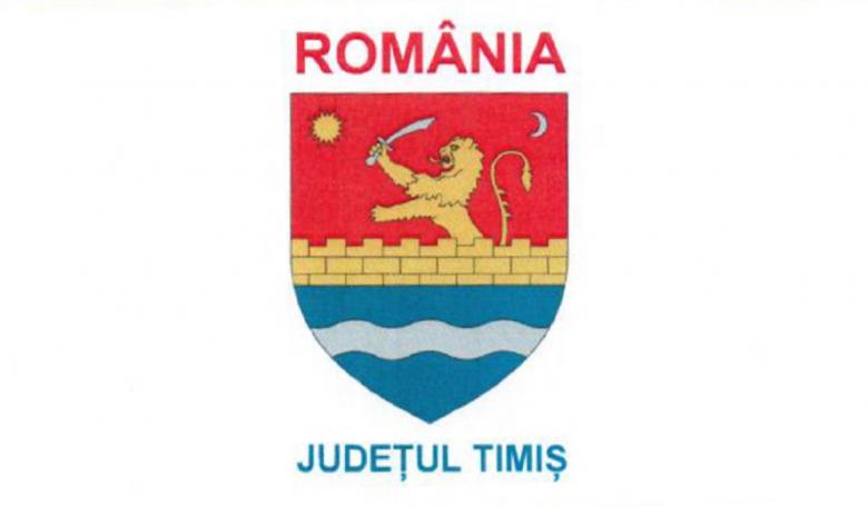 Temes megye zászlaját is hivatalosította a kormány