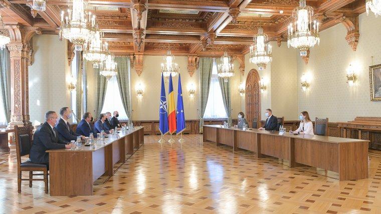Cîțu: politikai érettségünk jele, hogy Ciucát javasoltuk Iohannisnak, az RMDSZ-szel alakítunk kisebbségi kormányt
