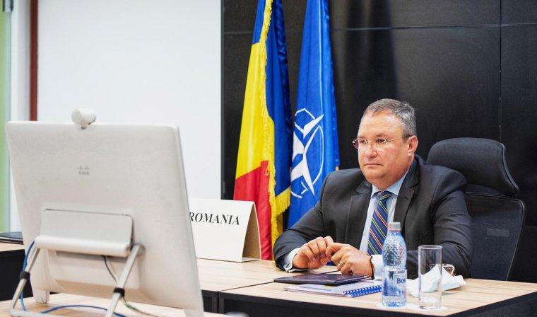 Ciucă nem mond le a kormányalakítási esélyéről, mandátumát sem szándékozik visszaadni