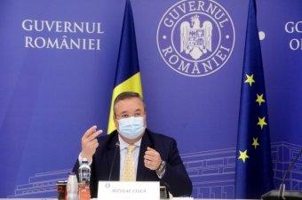 Ciucă az RMDSZ-szel közösen dolgozik a kormányprogramon, egyeztetett Ciolacuval is