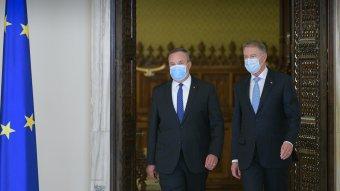 """""""Rugalmas mandátum"""": Iohannis szélesebb mozgásteret adott a kijelölt kormányfőnek"""