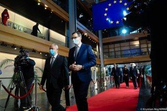 Morawiecki Strasbourgban: az EU nem lehet a tagországok fölött álló szerv