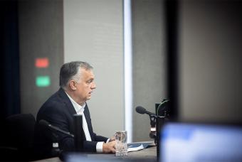 Orbán Viktor: a harmadik oltás felér egy életbiztosítással