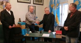 """""""Vétlenül az igazságért"""": kitüntette az SZNT Beke Istvánt és Szőcs Zoltánt"""