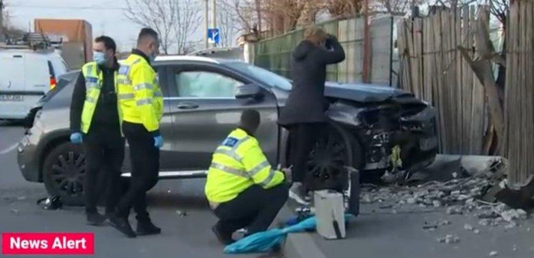 Ittas volt a két lányt halálra gázoló bukaresti nő, őrizetbe vette a rendőrség