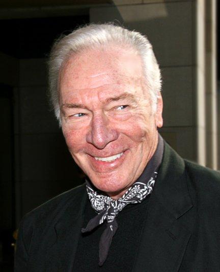 Elhunyt a 82 évesen Oscar-díjat nyert Cristopher Plummer