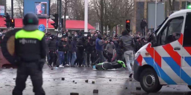 Nem volt vészhelyzet, megszüntetné az éjszakai kijárási tilalmat a bíróság Hollandiában