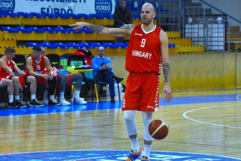 Legyőzte Ausztriát, kijutott az Eb-re a magyar férfi kosárlabda-válogatott