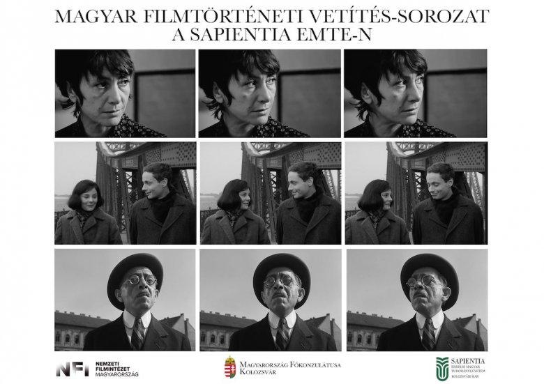 Magyar filmsikerek reflektorfényben: vetítéssorozatot indít online a kolozsvári Sapientia