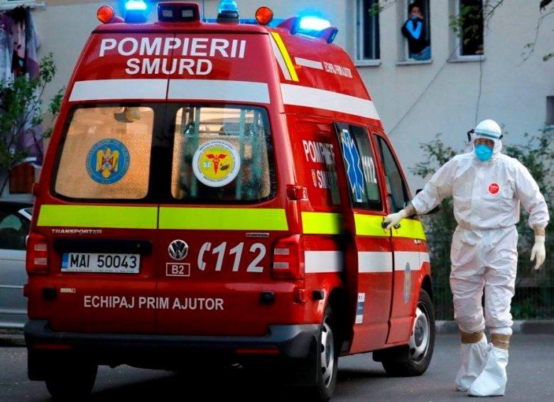 Tüzet okozott egy páciens a craiovai pszichiátrián, ablakon menekültek az orvosok