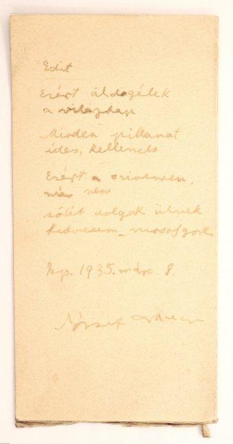 Nem a József Attiláé a költőnek tulajdonított kézirat? Lefújták az árverést