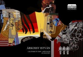 Képekben a háború visszatérő szelleme – Árkossy István képzőművész alkotásaiból Időutazás címmel nyílik tárlat Kolozsváron