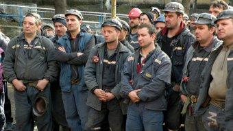 Megkapták elmaradt juttatásaikat a Zsil-völgyi bányászok