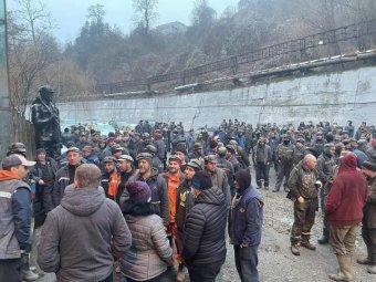 Beszüntették a sztrájkot a Zsil-völgyi bányászok