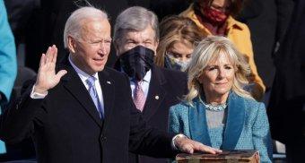 Új lakó a Fehér Házban: letette hivatali esküjét Joe Biden, az Egyesült Államok 46. elnöke