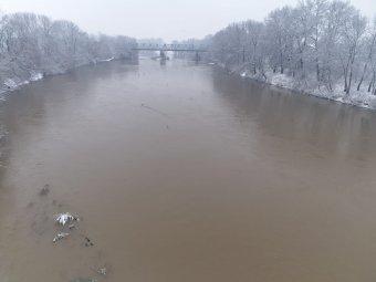 Az érintett szakasz helyreállítására kötelezték a határon átnyúló folyószennyezést előidéző társaságot