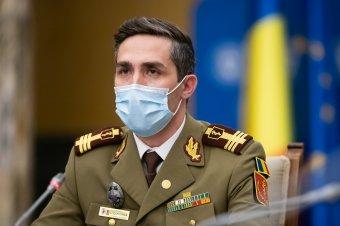 Hatvan százalékos átoltottságnál már nem szükséges a maszk a katonaorvos szerint