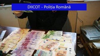 Tíz európai országban kerültek forgalomba a román bűnbanda gyártotta hamis bankjegyek