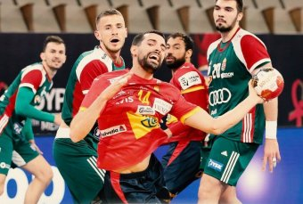 Kikapott a spanyoloktól a tartalékos magyar kézilabda-válogatott, Franciaországgal mérkőznek az elődöntőért