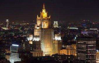 Dúl a diplomáciai háború, Moszkva kiutasított tíz amerikai diplomatát