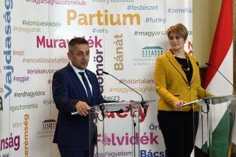 Potápi: nemzetpolitikai siker a Magyarság Házának kapcsolaterősítő tevékenysége