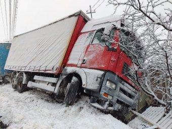 Károkat okozott az ítéletidő Maros megyében, fákat és villanyoszlopot döntött ki a szél