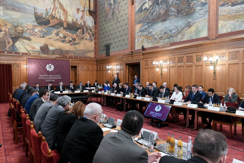 KMKF: épüljön politikai koalíció a Minority SafePack mögé