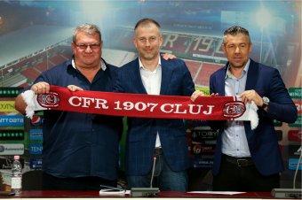 Kolozsvári CFR: Edward Iordănescu váltja Petrescut a bajnokcsapat kispadján
