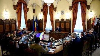 Johannis felfüggesztette a CSAT ülését, függőben a költségvetés-kiegészítés