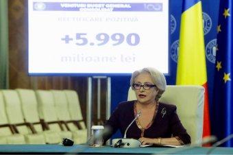 Viorica Dăncilă: van pénzünk mindenre, amit beígértünk 2019-re