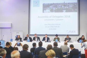 Többség és kisebbség közötti paktumot szorgalmaz Európa országaiban a FUEN