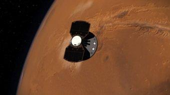 Újabb nagy lépés az emberiségnek: sikeresen landolt a Marson az InSight űrszonda