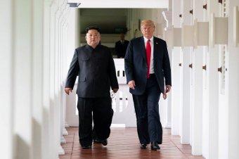 Amerikai–észak-koreai csúcs: Kim és Trump szerint sikerült legyőzni a régi előítéleteket