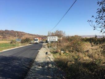 Új helységnévtáblát kap Magyarlóna, de a magyar előnév lemarad róla