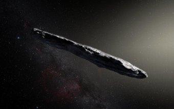 Csillagászok szerint a Föld tanulmányozására küldött földönkívüli szonda lehetett az Oumuamua