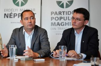 Őrségváltás az EMNP-ben: a nagyváradi Csomortányi Istvánt választották pártelnöknek