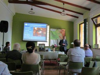 Honismereti konferencia Tenkén a Fekete-Körös völgyének kincseiről, de nem csak