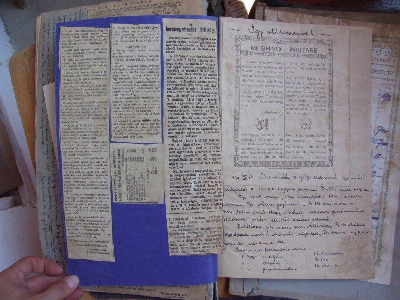 Mindennapi Trianon: Csekme Ferenc naplója 1920-ból