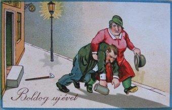 Sajtóhistorikum: történetek karácsonytól szilveszterig